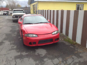 1997 mitsubishi eclipse located in lancaster