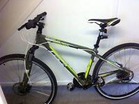 Gt hybrid bike