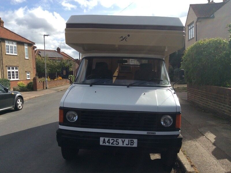 Auto Sleepers For Sale Gumtree: Bedford CF250 Autosleeper 1984 For Sale