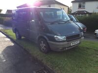 FORD TRANSIT 2.2 TDCI 9 SEATER MINI BUS 06 PLATE
