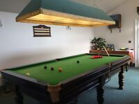 8ft Snooker Table (2/3 size)