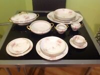 Limoges - France dinnerware