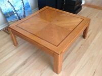 Coffee table.  Greatly reduced in price