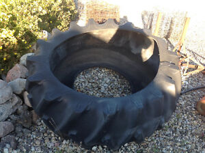 LARGE TRACTOR TIRE FOR A SAND BOX