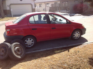 2002 Toyota Echo Other