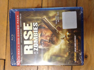 Rise of the Zombies Blu-ray - new