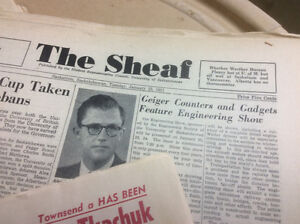 The Sheath - University of Saskatchewan newspaper