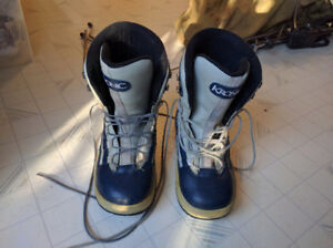 Size 13 Kronic Snowboard Boots