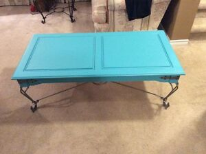 Turquoise coffee table Regina Regina Area image 5