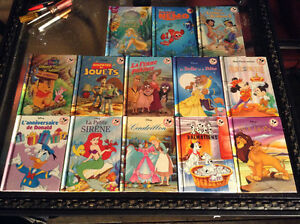 Collection de livres Walt Disney