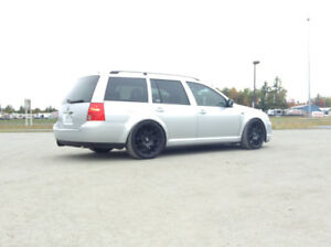 2004 Volkswagen Jetta GLS Wagon + winter kit!