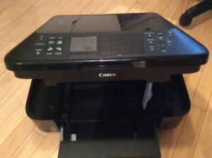 Canon MX890 Color Printer & Ink