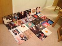 26 Vinyl Record LPs mixed genre