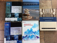 Books and Calculator for sale for Mohawk business and accounting