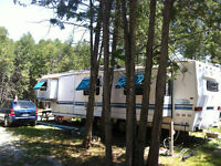 2ND REDUCTION-5th Wheel Travel Trailer