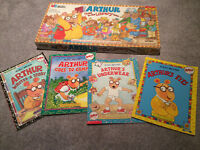 Arthur Game and Books