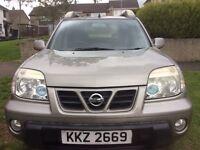 4x4with 7 months mot diesel sport x nissan £900