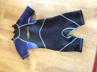 Wetsuit kids age 4/5 years