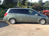 2005 Nissan quest se 3.5 v6 loaded 7 passenger SPECIAL OFFER !!!