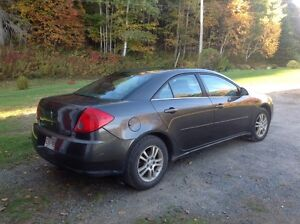 2005 Pontiac G6 Sedan - Good Condition & Well Maintained 1 Owner