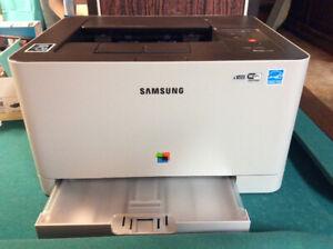 Laser Printer - Samsung  Xpress C410W