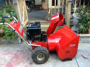 10 hp snowblower with electric starter