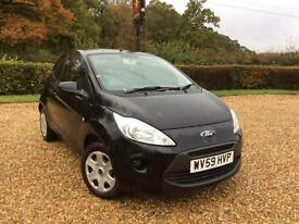 Ford Ka 1.2 style !! ONLY 53000 MILES FULL SERVICE HISTORY !!