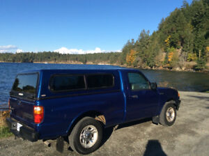 $3495. V Remarkable,Well Maintained 2007 Mazda B2300 PU w Canopy