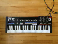 Synthétiseur analogue Roland JX-3P + PG 200