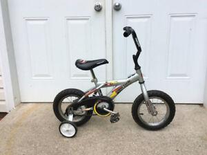 Bicyclette unisex pour enfant .