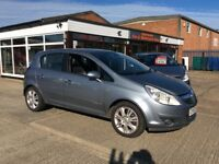 Vauxhall Corsa Design 1.7 CDTI Diesel All Major Credit/ Debit Cards Accepted