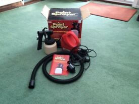 PAINT SPRAYER PRO 800ml, USED ONCE