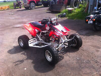 honda 450r 2004