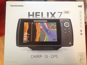 Hummingbird fish finder kijiji free classifieds in for Si fish and more