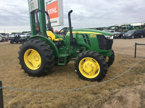 JOHN DEERE NEW 2016 75HP 5075E TRACTOR -REDUCED