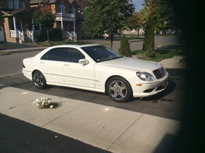 2006 Mercedes-Benz S-Class S600v Sedan