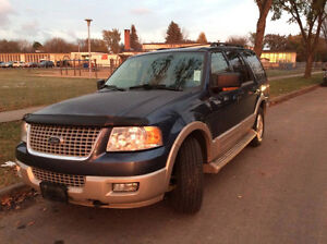 **REDUCED**2006 Ford Expedition Eddie Bauer SUV, GREAT CONDITION