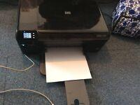 HP wireless colour printer scanner copier