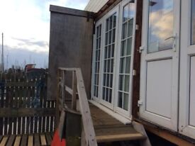 Office store workshop studio by the river in Rye
