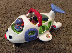 Little People, Fisher Price Plane