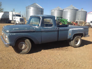 1964 ford dually