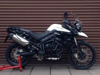 Triumph Tiger 800 XC ABS 2014. Only 6439miles. Delivery Available *Credit & Debit Cards Accepted*
