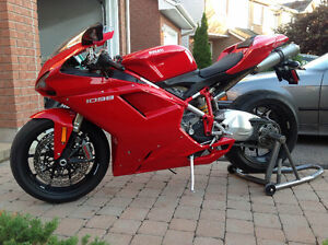 Ducati 1098 Superbike - low kms - pristine condition