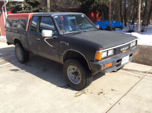 1984 Nissan Other Pickups Pickup Truck