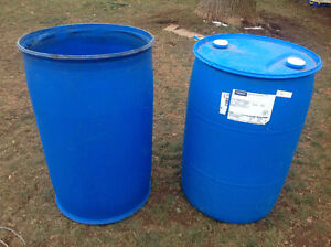 50 GAL BAREL , GREAT FOR JUCE - $20 each