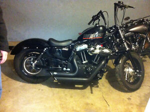 Harley davidson sporster forty eight (48)