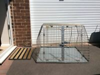 Heavy Duty Dog Cage for cars or vans