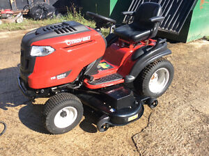 Troy-bilt lawn tractor - save over 1000 - only 2499.00