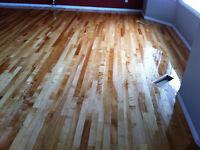 hardwood floor, hardwood, refinish floor, stairs, baseboard