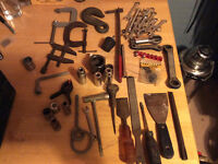 Large Lot of Tools